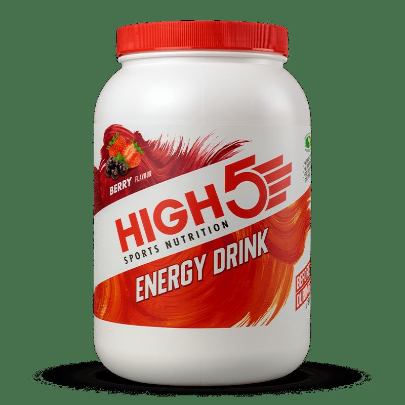 HIGH5 Energy Dink Berry 2.2 KG